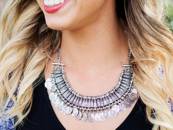 What's your signature fashion accessory?