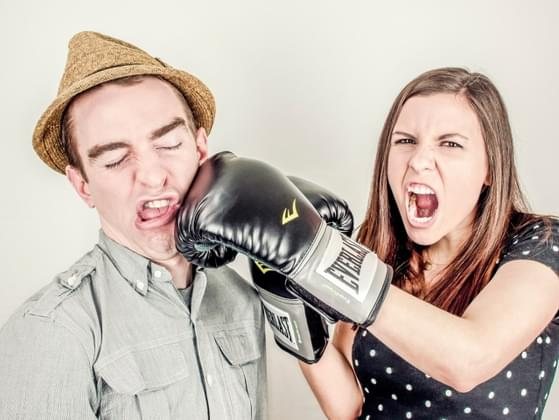 How do you approach a conflict?
