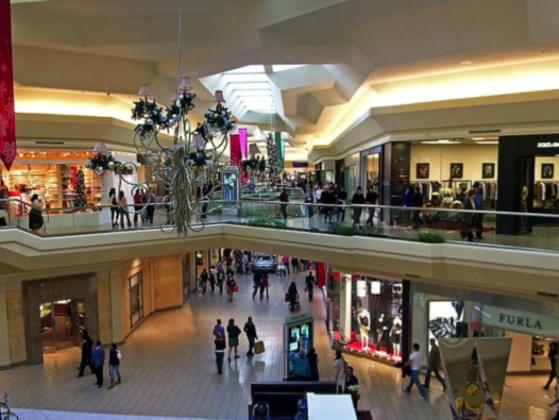 If you go to a mall, what's the first place you visit?
