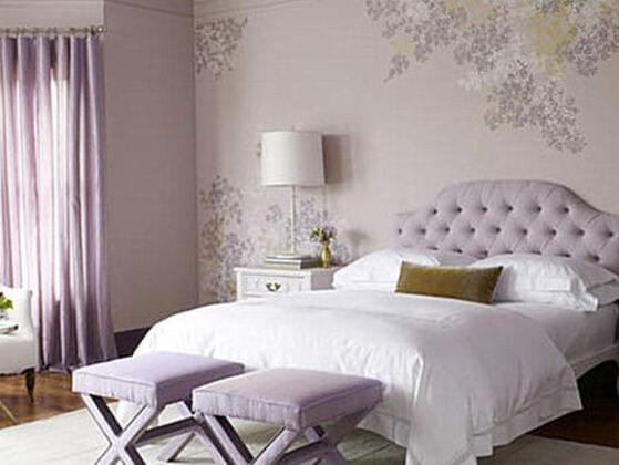 If you could paint your bedroom any color, what would it be?