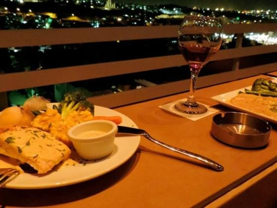 You want to impress your date, what type of restaurant do you take them to?