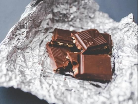 Do you eat chocolate every day?