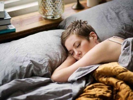 How long do you sleep at night?