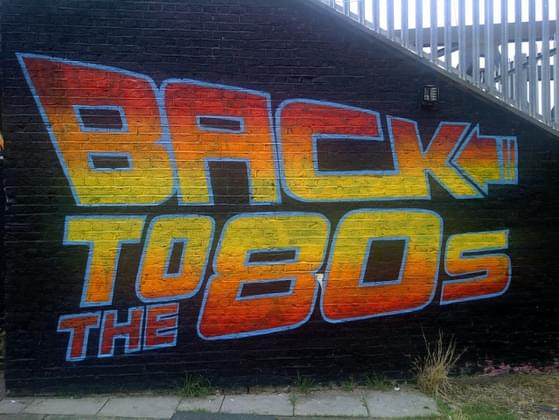 To you, the 80s is all about......