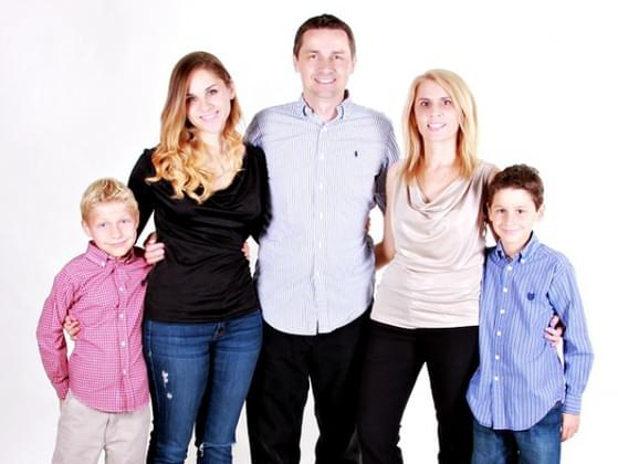 Do you have a family of your own?