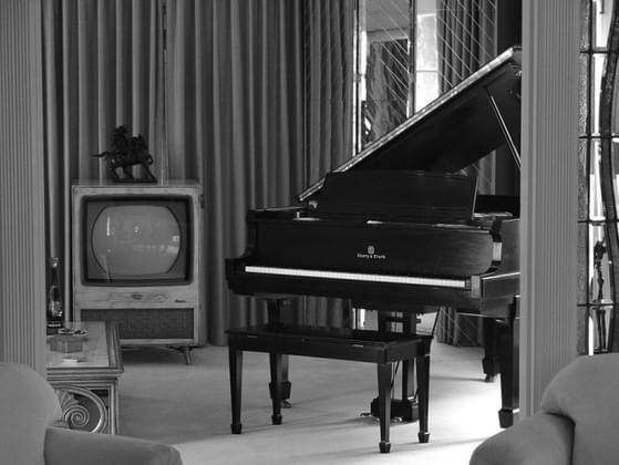 Where do you usually like watching TV?