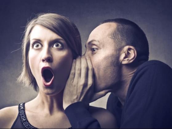 Gossip is....