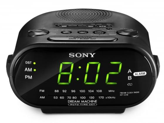 What time did you wake up this morning?