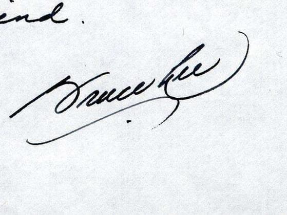 Does your signature look more like cursive writing or printing?