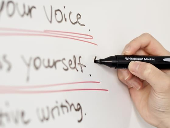 Do you end your signature by underlining it?
