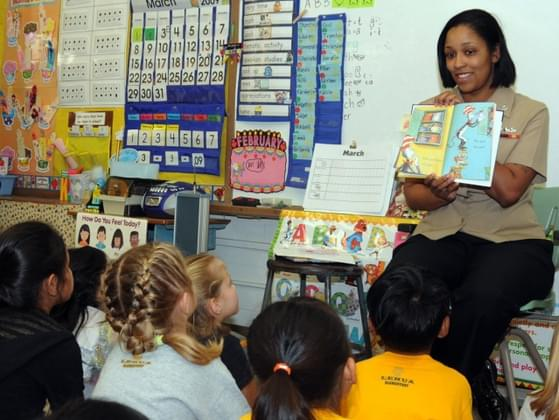 What type of student, were you in elementary school?