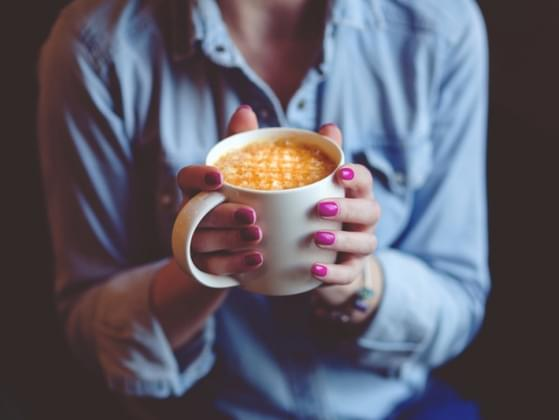 Would you rather have a pumpkin spice latte or a mocha latte?