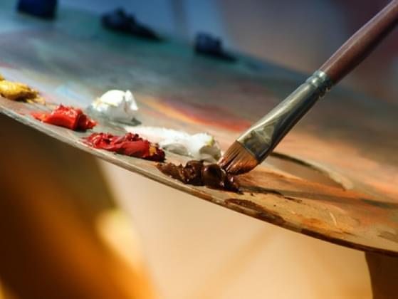 Do you mind getting a bit messy for your art?