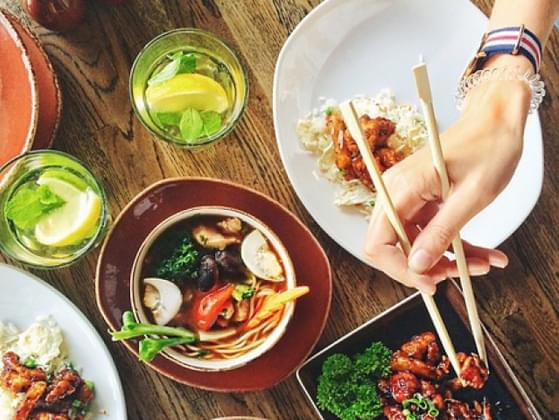 Your friends invite you to eat out with them. Can you afford it?