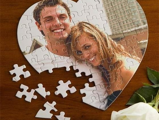 Gifting her a personalized photo puzzle showcasing your best pics would be a great idea. Hunt for the best pictures or get a new one to make it more special.