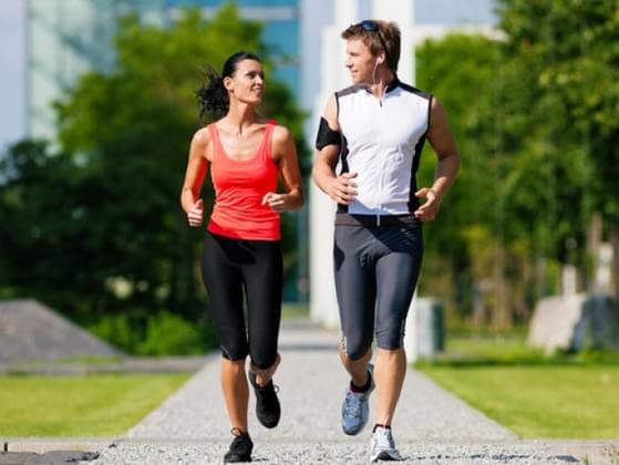 What's your favorite thing to do for exercise?