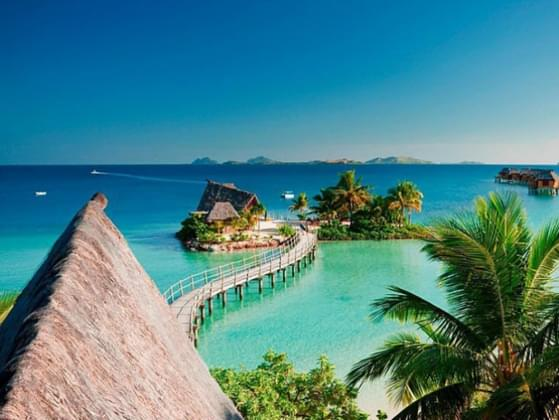 Where's your dream vacation spot?