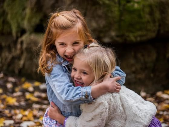What trait do you most hope your child inherits?
