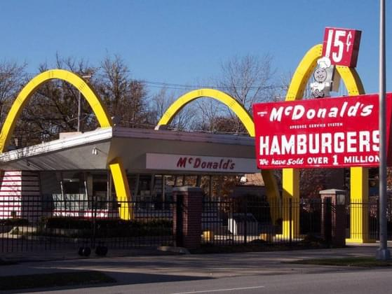 Why would anyone eat fast food?