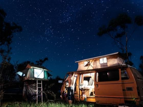What's so great about camping?