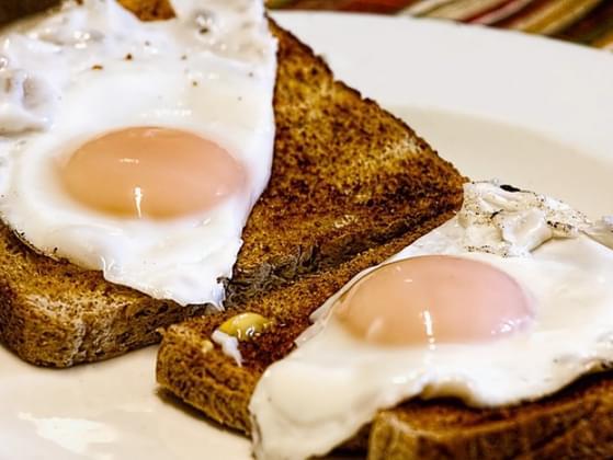 How big is your average breakfast?