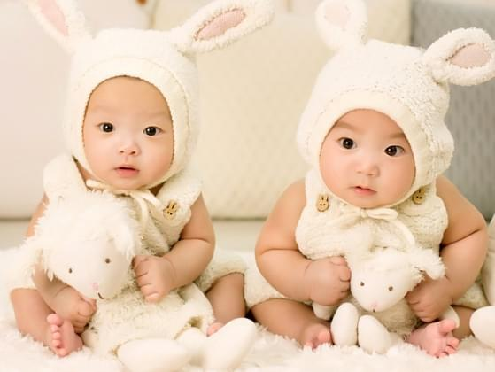 How would you feel if you had twins?