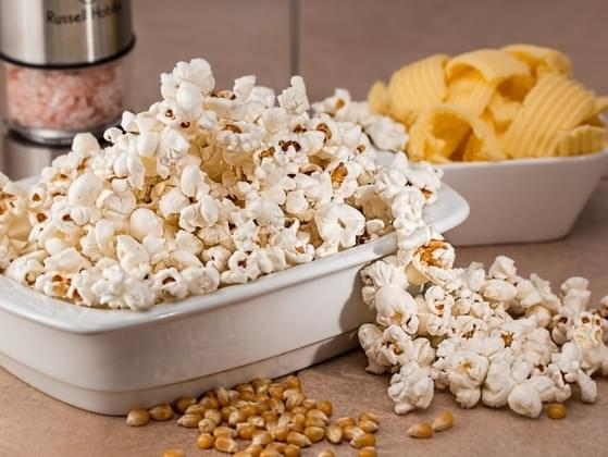 What's your go to movie snack?