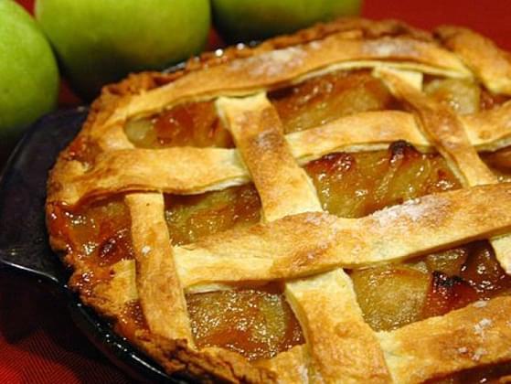 Choose a pie flavor!
