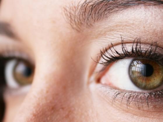 Describe your eyes.