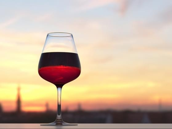 Some people like to relax with a glass of wine. How do you like to relax?