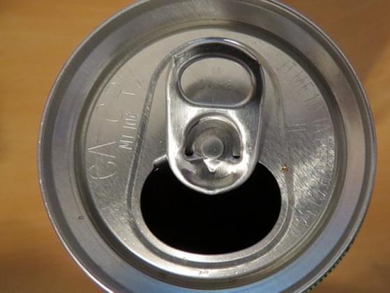 Do you talk more when you drink alcohol or caffeinated sodas?