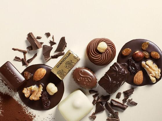 In a scale of 1 to 5 rate your love for chocolates