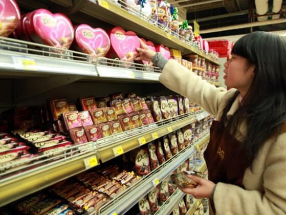 How often do you buy chocolate?