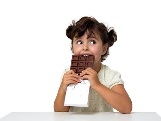Do you think chocolates may be harmful for your kids?