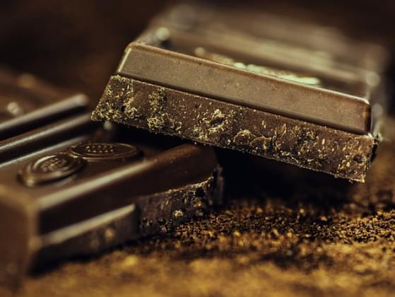 How many times per week do you eat chocolate or drink wine?