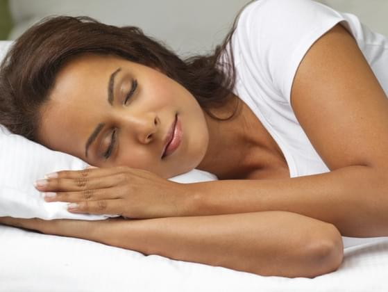 How many hours of sleep do you get on a normal weekday night?