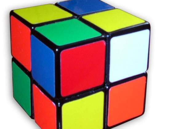 How many faces does a cube have?