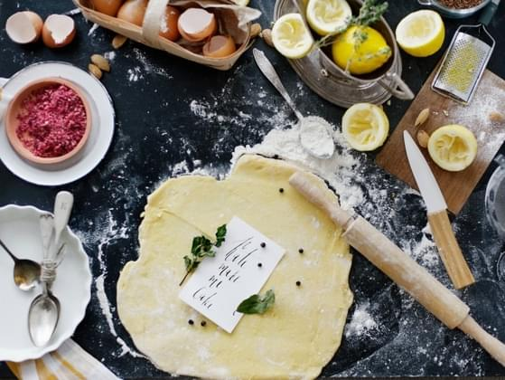 Pick a kitchen utensil: