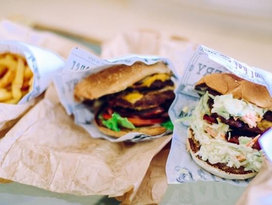 Choose a fast food chain: