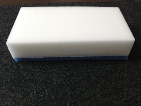 Mr. Clean Magic Erasers are _________.