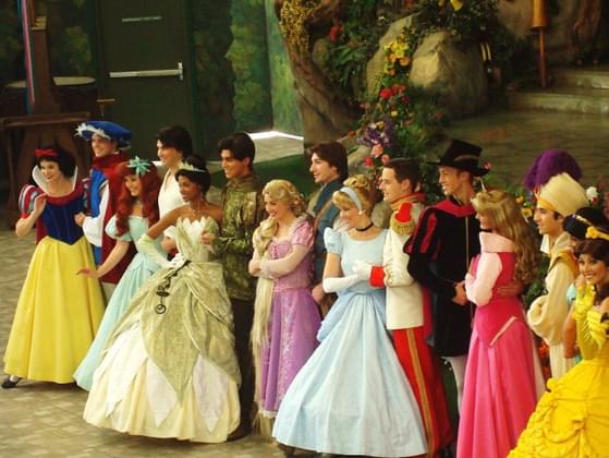 Who is your favorite Disney princess?