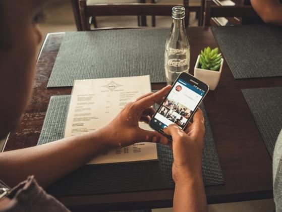 How often do you update social media?