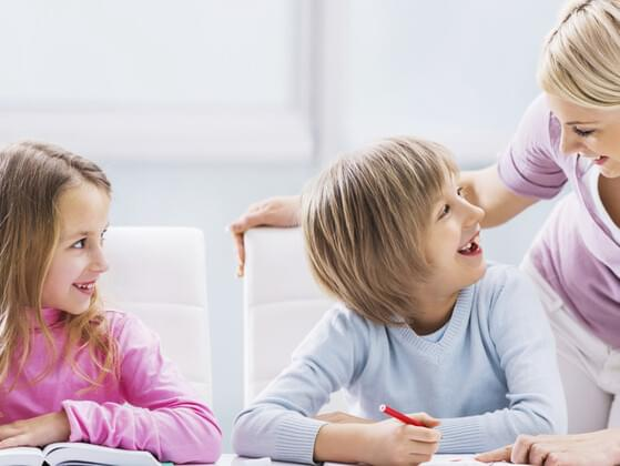 How do you try to be a positive role model to your kids?