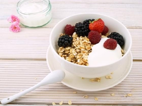 It's breakfast time, what are you having this morning?