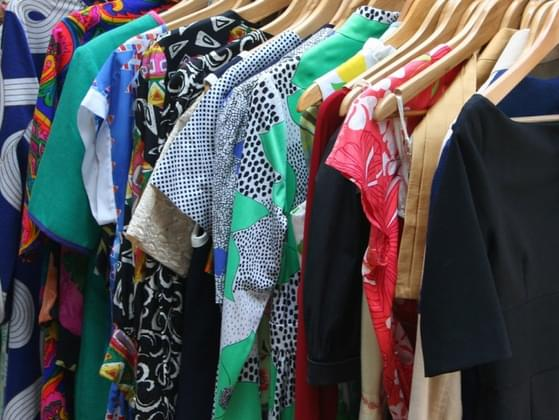 The majority of clothes in your closet are...