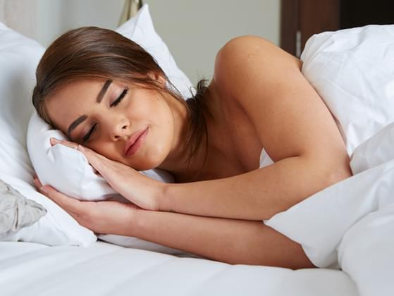 How many hours do you sleep at night?
