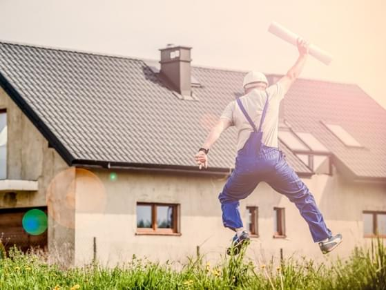 If there is a home improvement task that needs to be done you tend to...