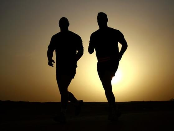 Do you ever get out of breath when running?