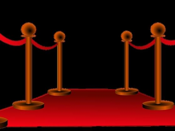 Red carpet events will be...