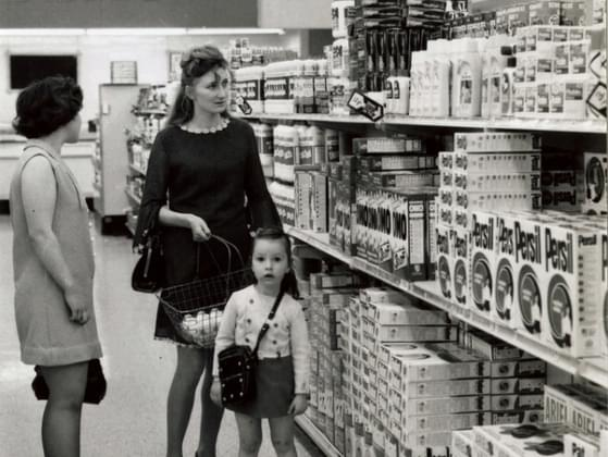 Time to start thinking about dinner. Which meat would you pick up at the store in 1968?